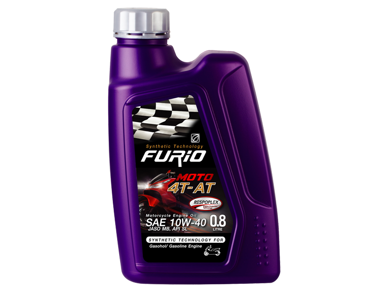 AT API SL JASO MB  FURiO Automatic Motorcycle Engine oil bike  Semi Synthetic Blend Wet Clutch