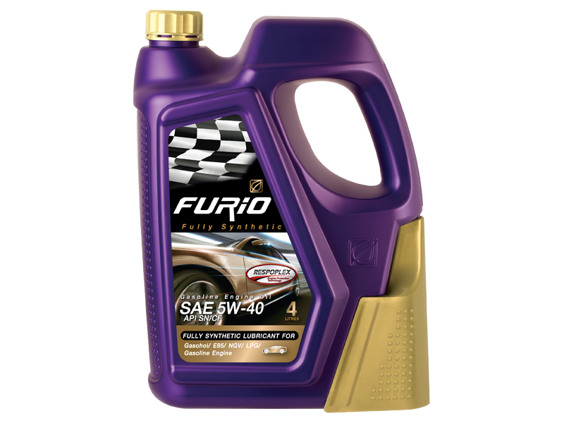 FURIO FULLY SYNTHETIC 5W-40