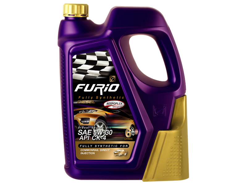 FURIO FULLY SYNTHETIC DIESEL 5W-30